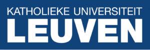 het logo van de Katholieke Universiteit Leuven KUL